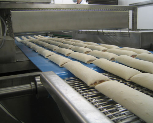 SausageRollsTrayLoading